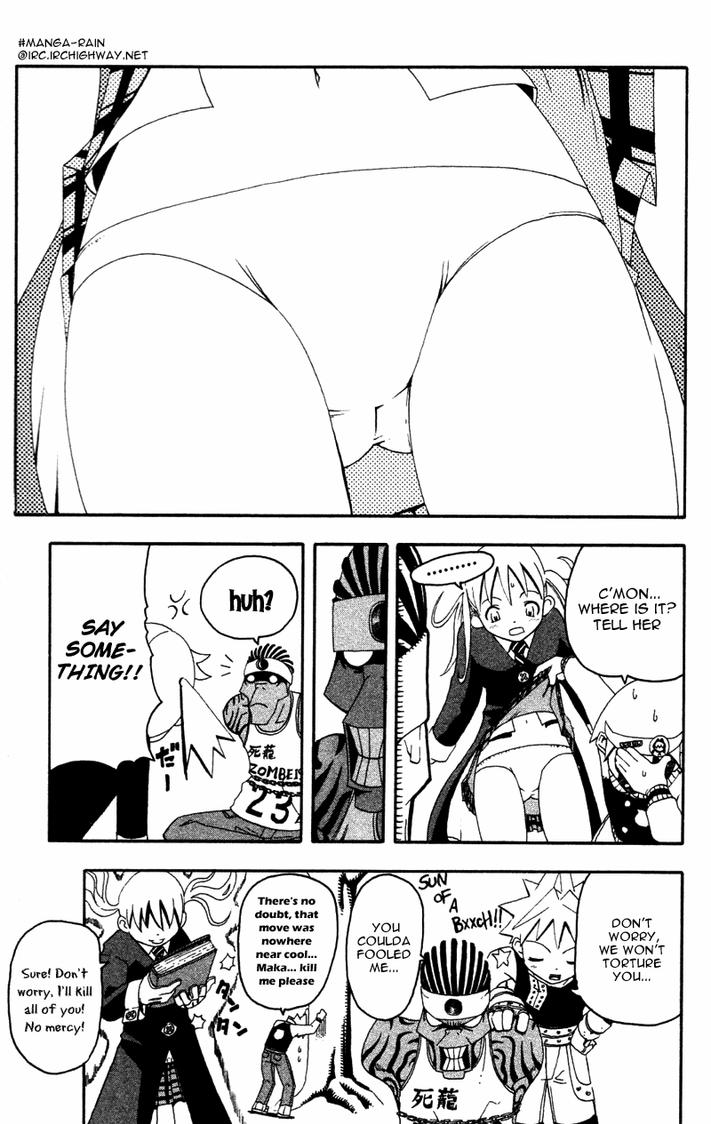 soul and maka funny manga by haos-00 on DeviantArt