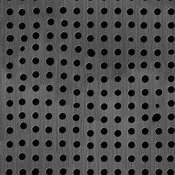 Holey Grate