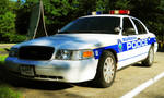 Boardman Police Cruiser