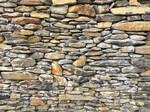 Old Stone Wall - Point Pleasant Pennsylvania