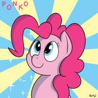 it's the ponk