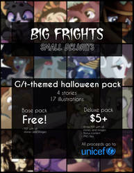 [PACK] Big Frights, Small Delights
