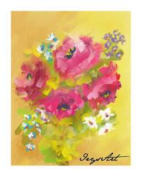 Bouquet 2 by IrysArt
