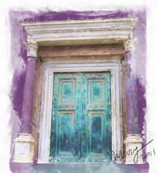 Puerta by IrysArt