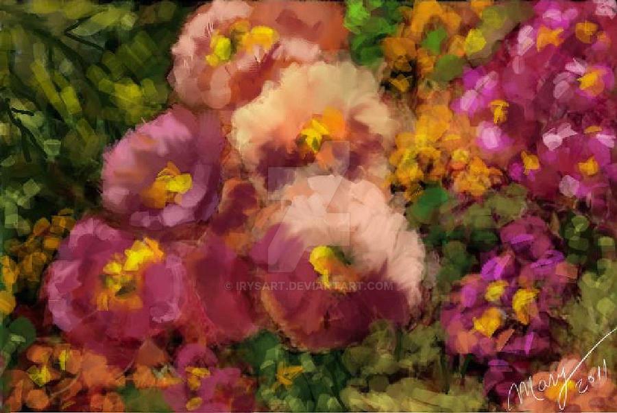 Explosion de color by IrysArt