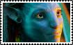 Neytiri Stamp by DarknessMyrkur