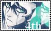 Ulquiorra Stamp II by DarknessMyrkur