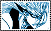 Grimmjow Stamp by DarknessMyrkur