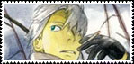 Mushishi Stamp by DarknessMyrkur