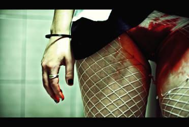 Pundendum Bleeding by NickSachos