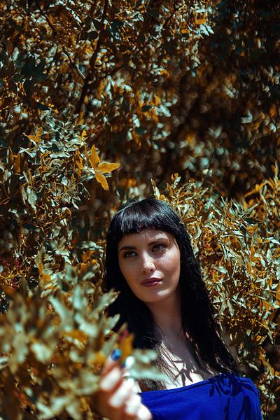 Evelina by NickSachos