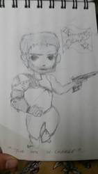 Ranger Carter by phoenixdoll