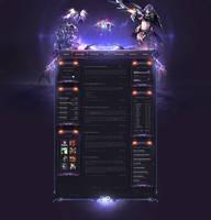 Mu Online - Evo by DigitalNoxDesign
