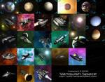 Vanquish Space - Unit Design by Jetrunner