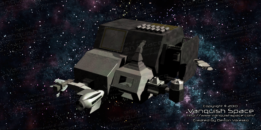 VS - Space Port by Jetrunner