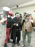 Bane - The Dark Knight Rises (Ohayocon) by Jetrunner