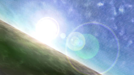 Digital Sky by Jetrunner
