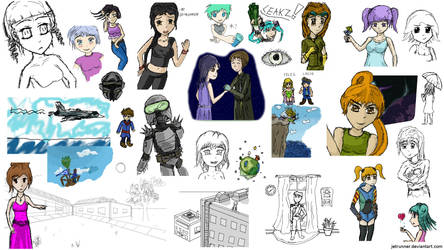 iScribble.net Examples Compilation 2