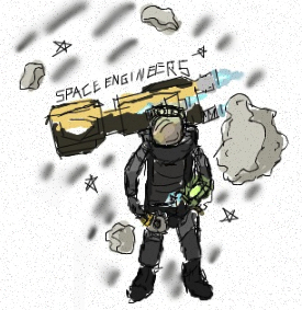Space Engineers... by Jetrunner