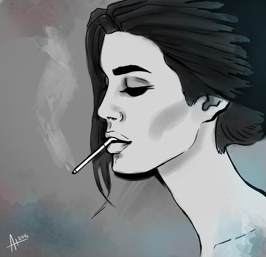 La Cigarette by MinioN2