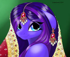 MLP OC Arabian Night