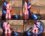 MLP custom toy Firefly by snakehands