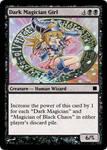 MTG - Dark Magician Girl