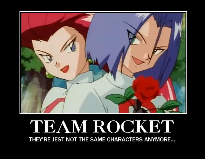 Team Rocket by clampfan101