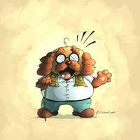 Pappy Van Poodle by serperiorruler101
