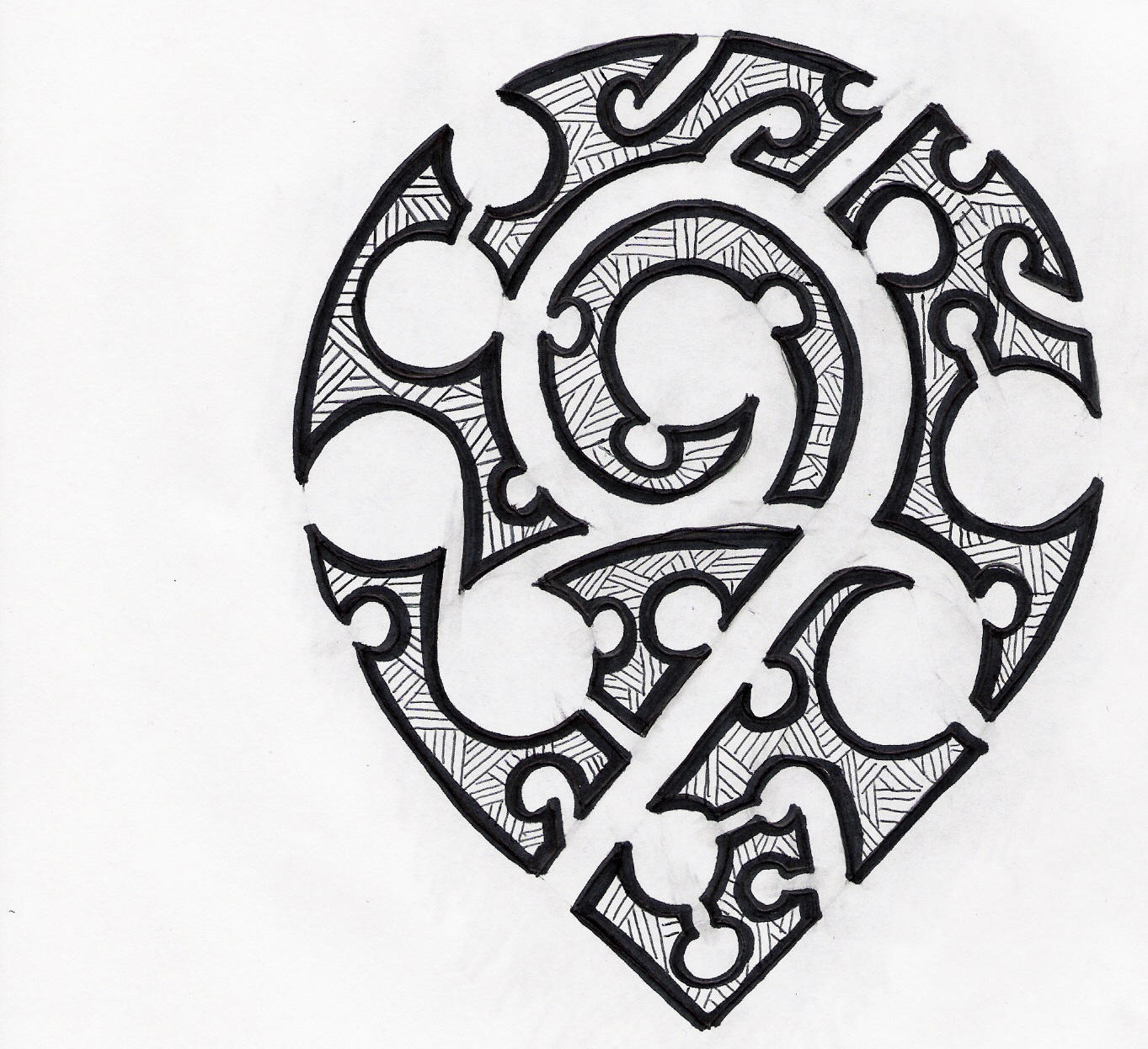 Maori Tattoo Designs Wallpaper: Maori 2 By Moneyshot5148 On DeviantArt
