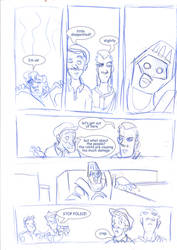 Evo Contest Comic Round 5.12 by Prydester