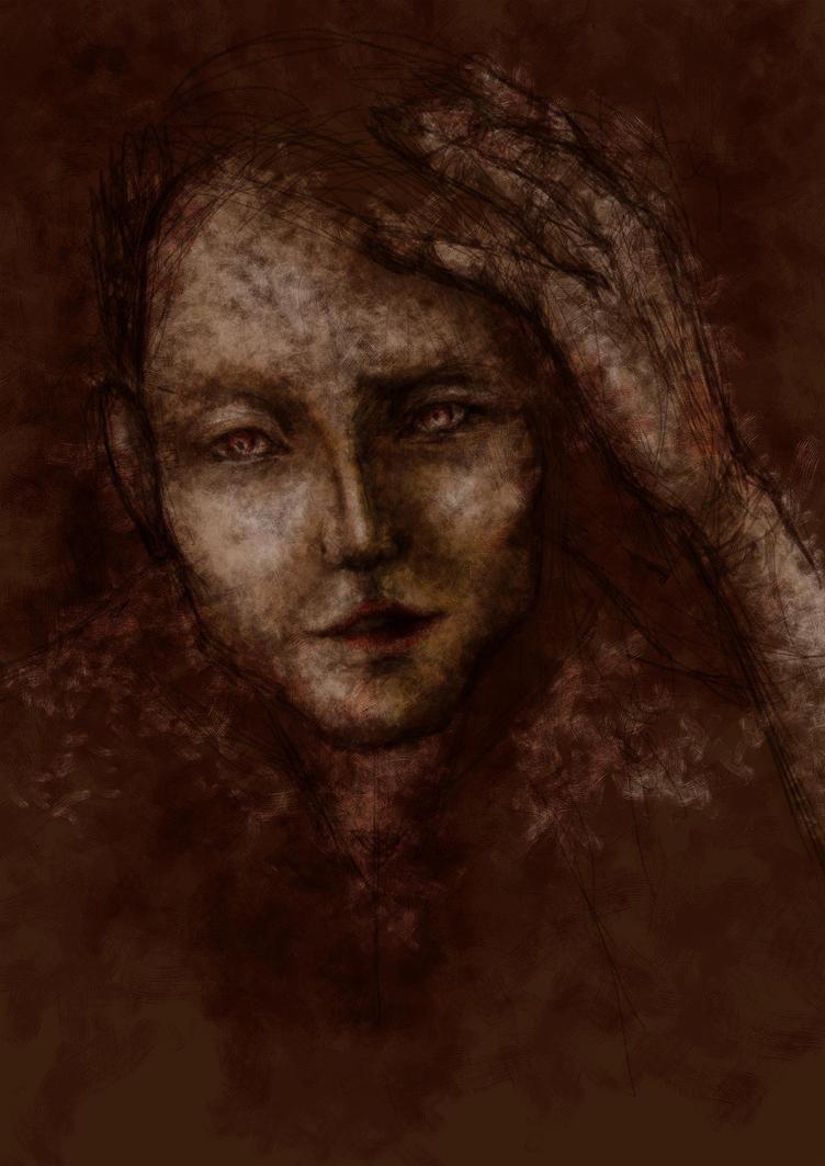Sorrow by VeTsukuboshi