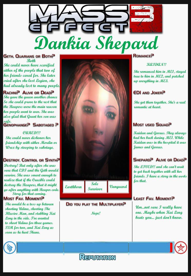 My Shepard by Dankia