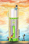 Thermos Tower