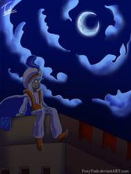 Arabian Prince Danny by FoxyTeah