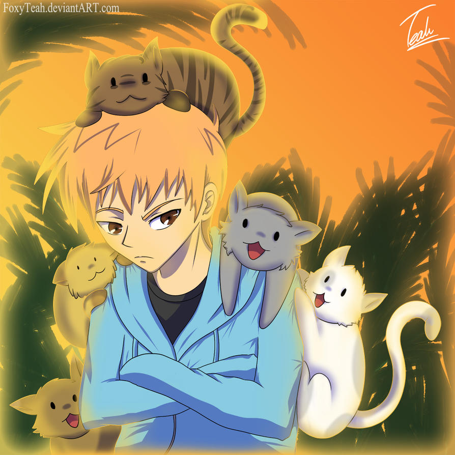 Fruits Basket Where To Watch: Kyo Sohma By FoxyTeah On DeviantArt