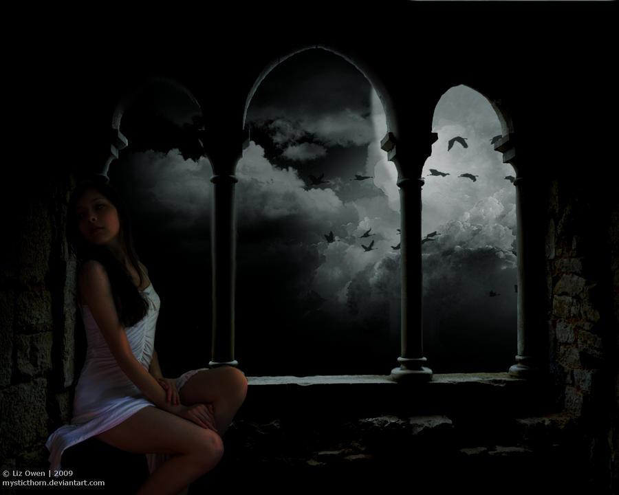 dans Darkness Scared_of_the_Dark_WIP_by_MysticThorn
