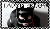 I adopted Joy by joyofsunfire