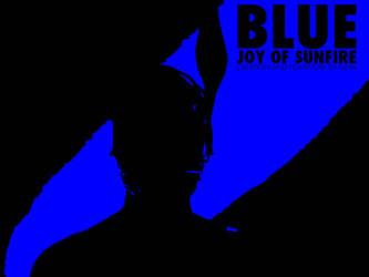 Blue - by Mera by joyofsunfire