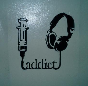 radiohead stencil