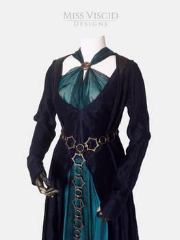 Blue Lagune Dress