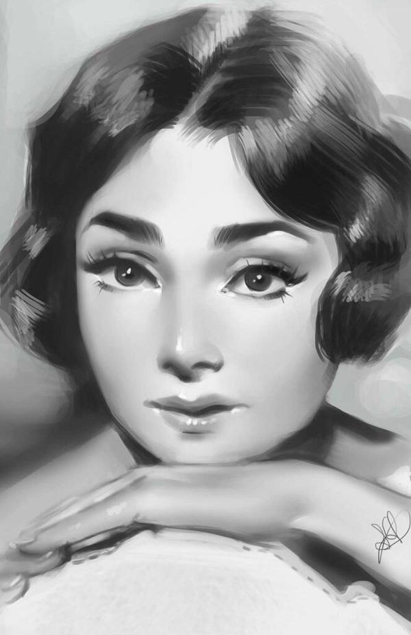 Black and white photo study by SuzyQ1417