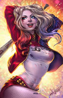 Harley Quinn by SuzyQ1417