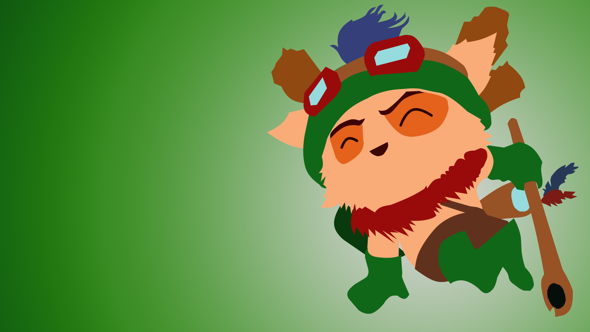 teemo wallpaper - photo #13