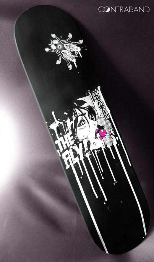 DCxMRB Skateboard by BENQWEK