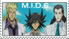 M.I.D.S. - Stamp by KarniMolly