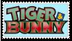 Stamp - Tiger + Bunny by KarniMolly