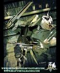 Metal Gear Rex colored