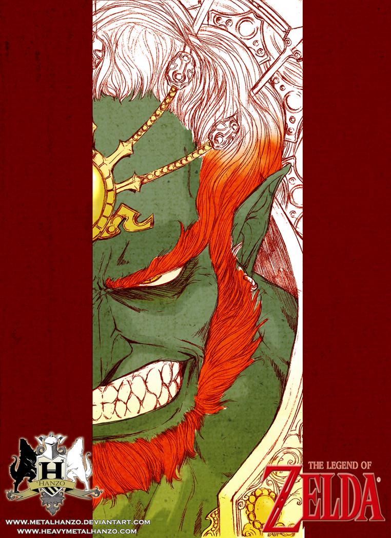 Ganondorf by HeavyMetalHanzo