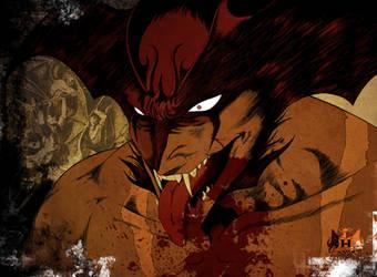 Devilman Cometh by HeavyMetalHanzo